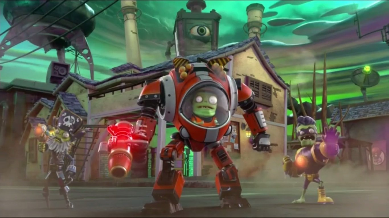 First Look At Plants Vs Zombies Garden Warfare 2 S New Classes