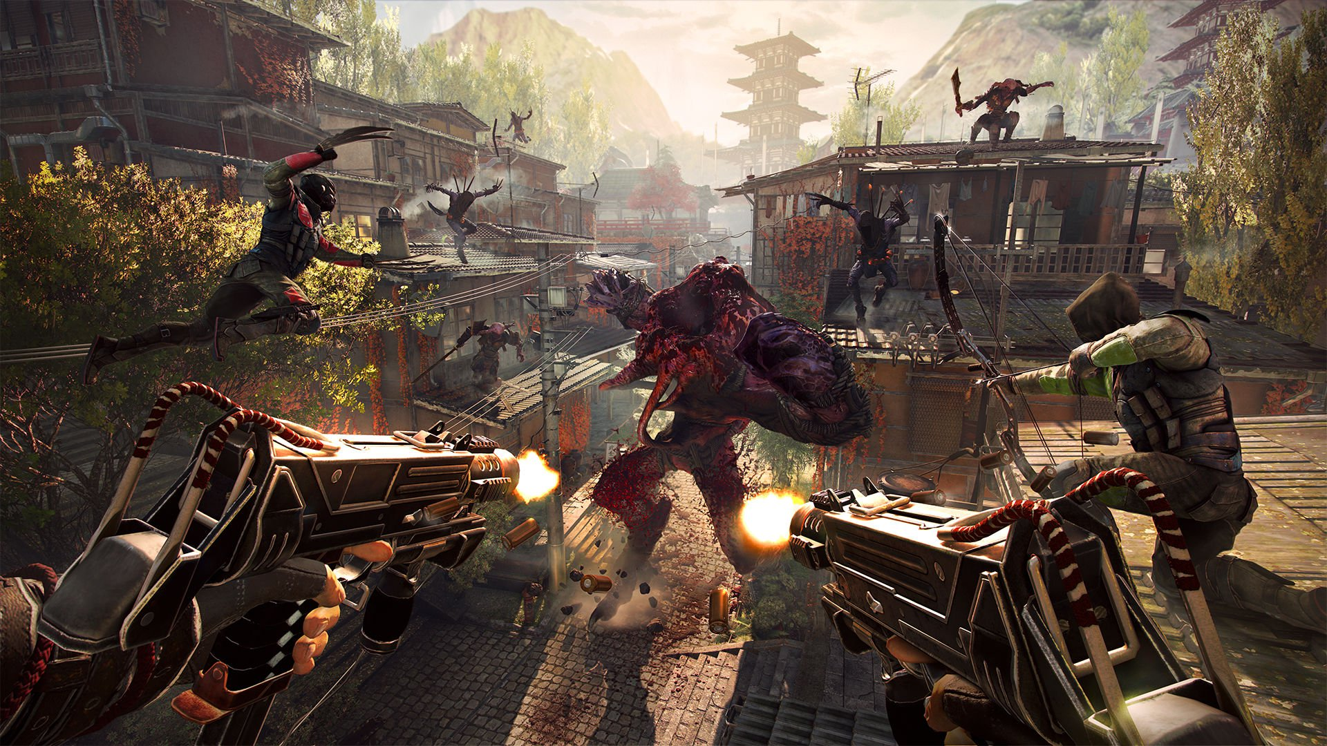 Shadow Warrior 2 photo