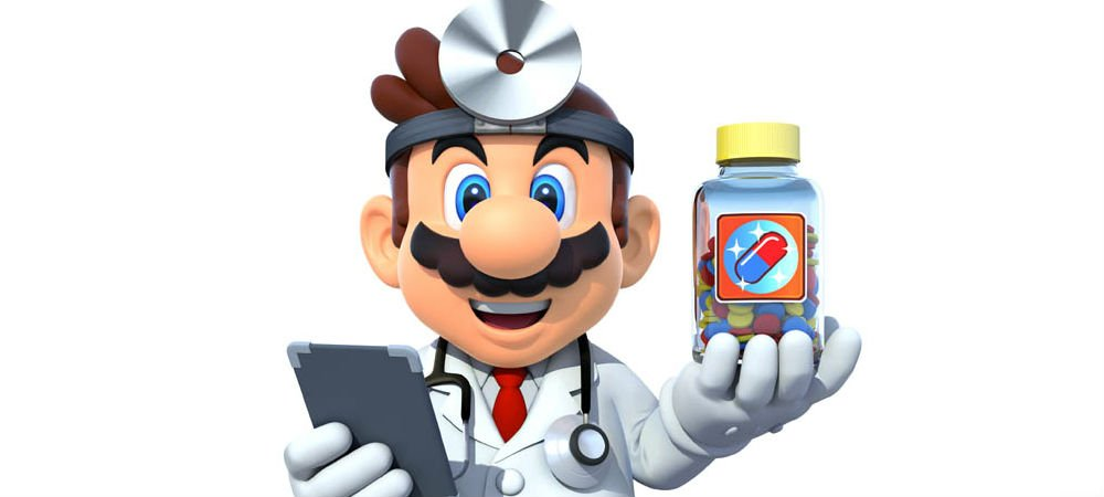 Dr. Mario review photo