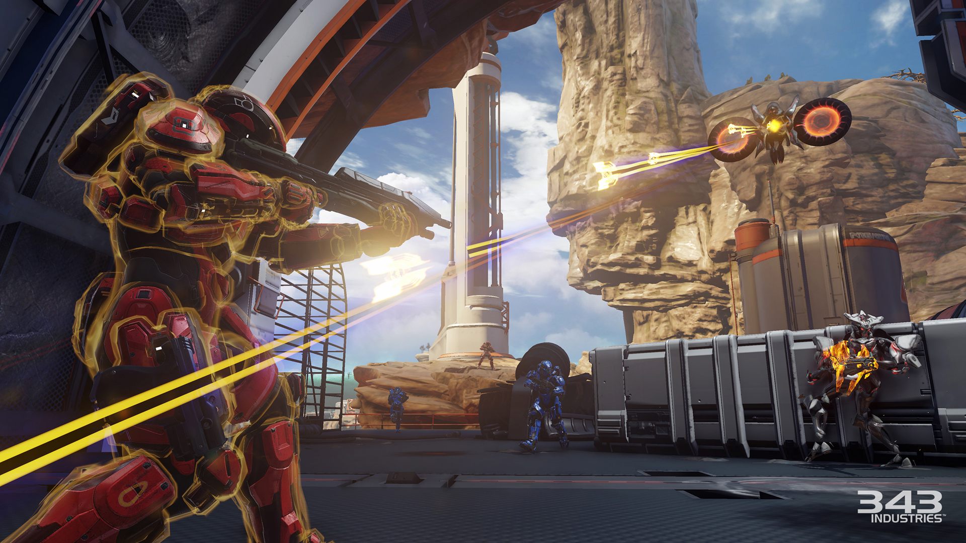 Halo 5 preview photo