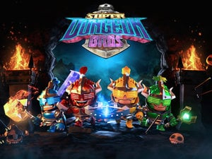 Super Dungeon Bros plays like garbage, with humor to match photo
