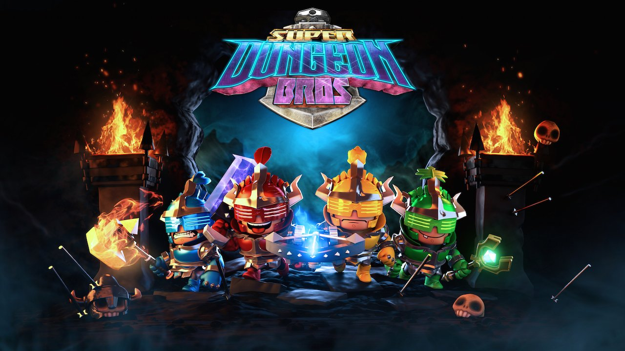 Super Dungeon Bros photo