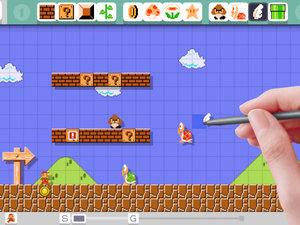 Mario Maker photo