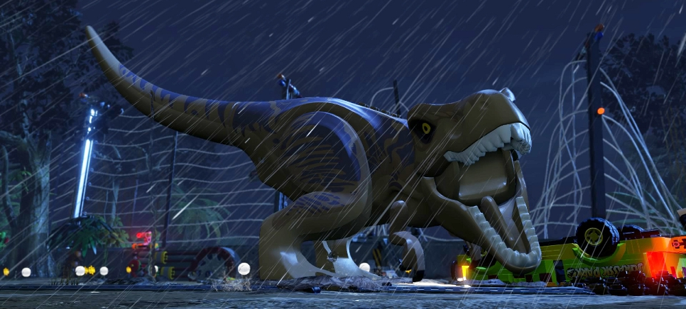 LEGO Jurassic World photo