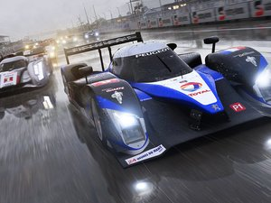 Forza Motorsport 6 certainly plans on making a big splash photo