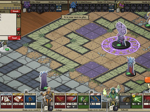 Browser-based tactical card RPG Card Hunter headed to Steam photo