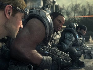 Gears of War remaster photo