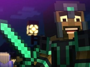 Telltale's Minecraft photo