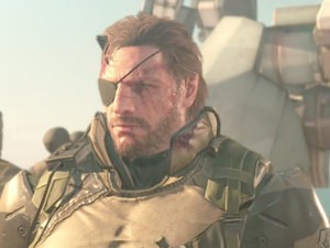 Alternate Metal Gear Solid V footage puts Snake in a dress photo