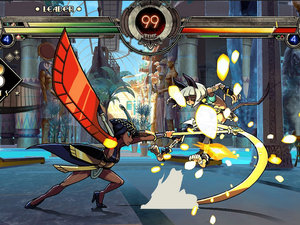 Skullgirls 2nd Encore out today on PS4, Vita photo