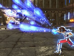 Get a much better look at Saint Seiya: Soldier's Soul photo