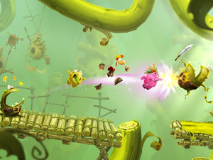 Too bad Rayman Adventures is skipping consoles photo