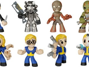 Fallout dolls photo