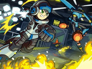 Mighty No. 9 film photo
