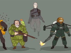 Metal Gear Solid photo