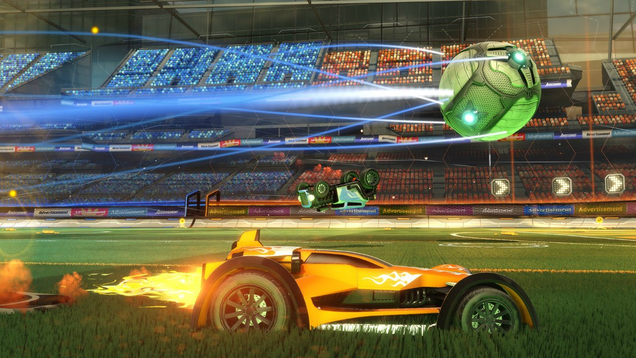 Rocket League review photo