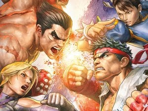 Tekken X Street Fighter photo