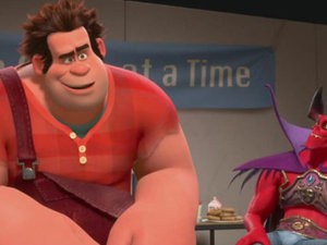 Wreck-It Ralph 2 photo