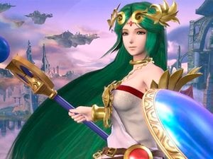 Palutena exclusive photo