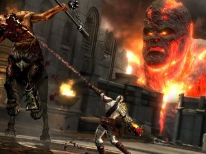 God of War III photo