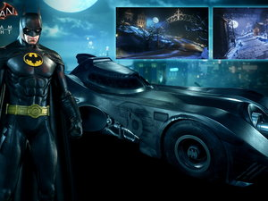 Batman DLC photo