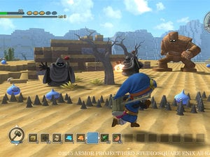 Dragon Quest Builders photo