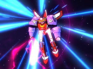 How the hell did Galak-Z hide a Gundam for three years? photo