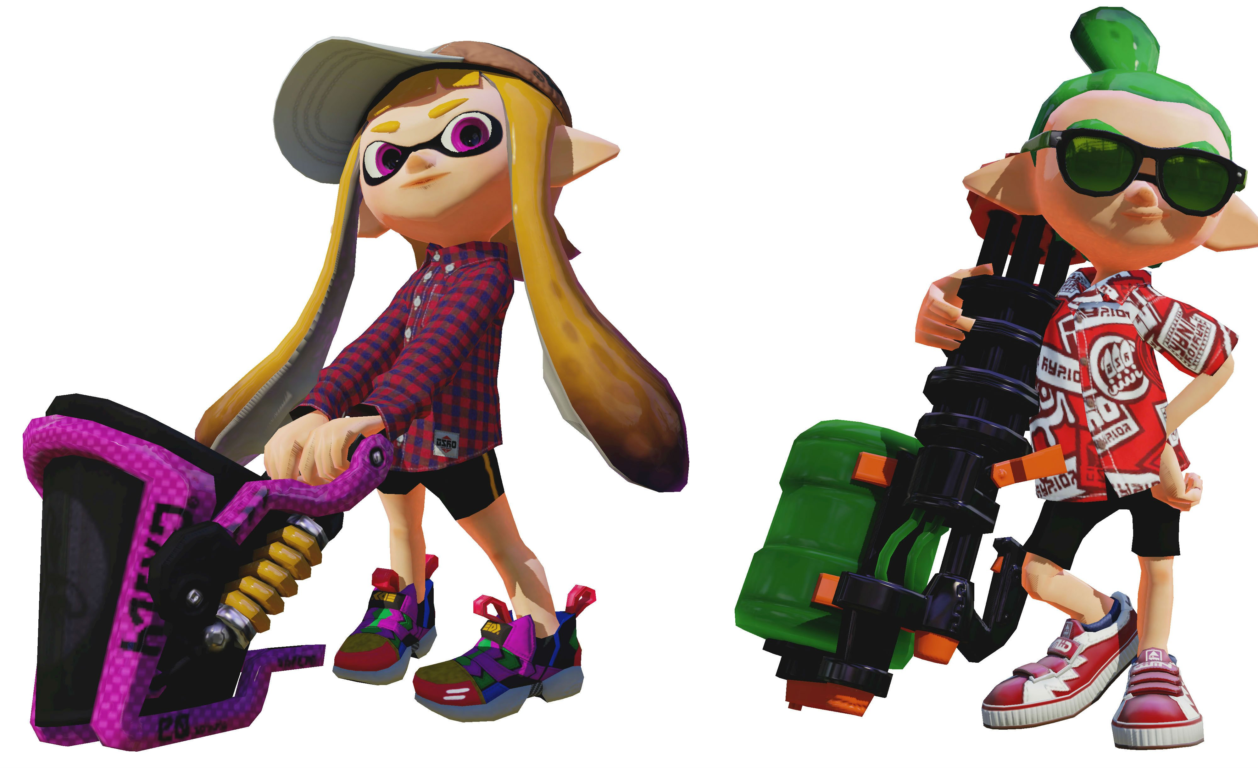 Splatoon photo