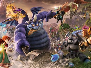 Dragon Quest Heroes II photo