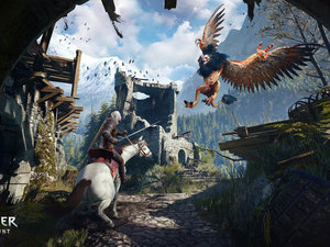 The Witcher 3 photo