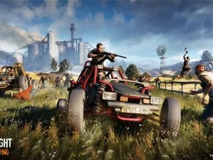 The Following is the 'massive, story-based' Dying Light expanion photo