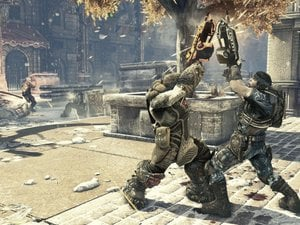 Devs 'aren't trying to fix gameplay' with Gears of War remaster photo