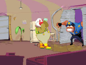Well, I'm no longer afraid of Dropsy the clown photo