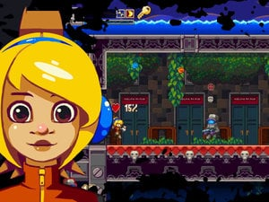 Iconoclasts finally gets a release announcement: Steam and Sony systems in 2016 photo