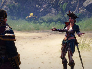 Risen 3 rises on PS4 in the least-asked-for port yet photo