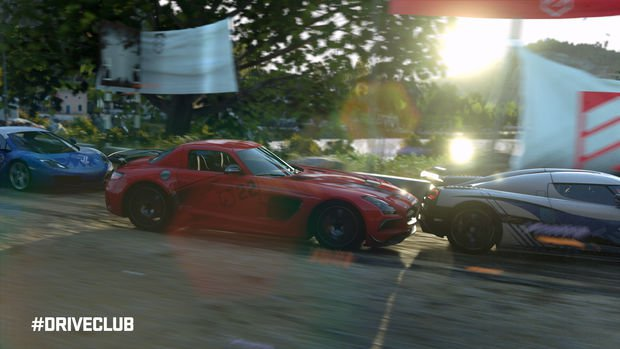 Driveclub photo