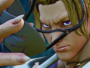 Vega officially confirmed for Street Fighter V photo