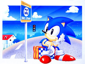 Sonic 2 handles stubborn stains! photo