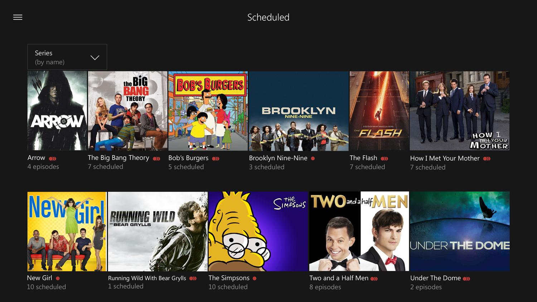DVR on Xbox One photo