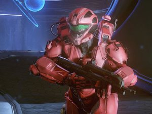 Halo 5's new trailer has an excellent sliding kill photo