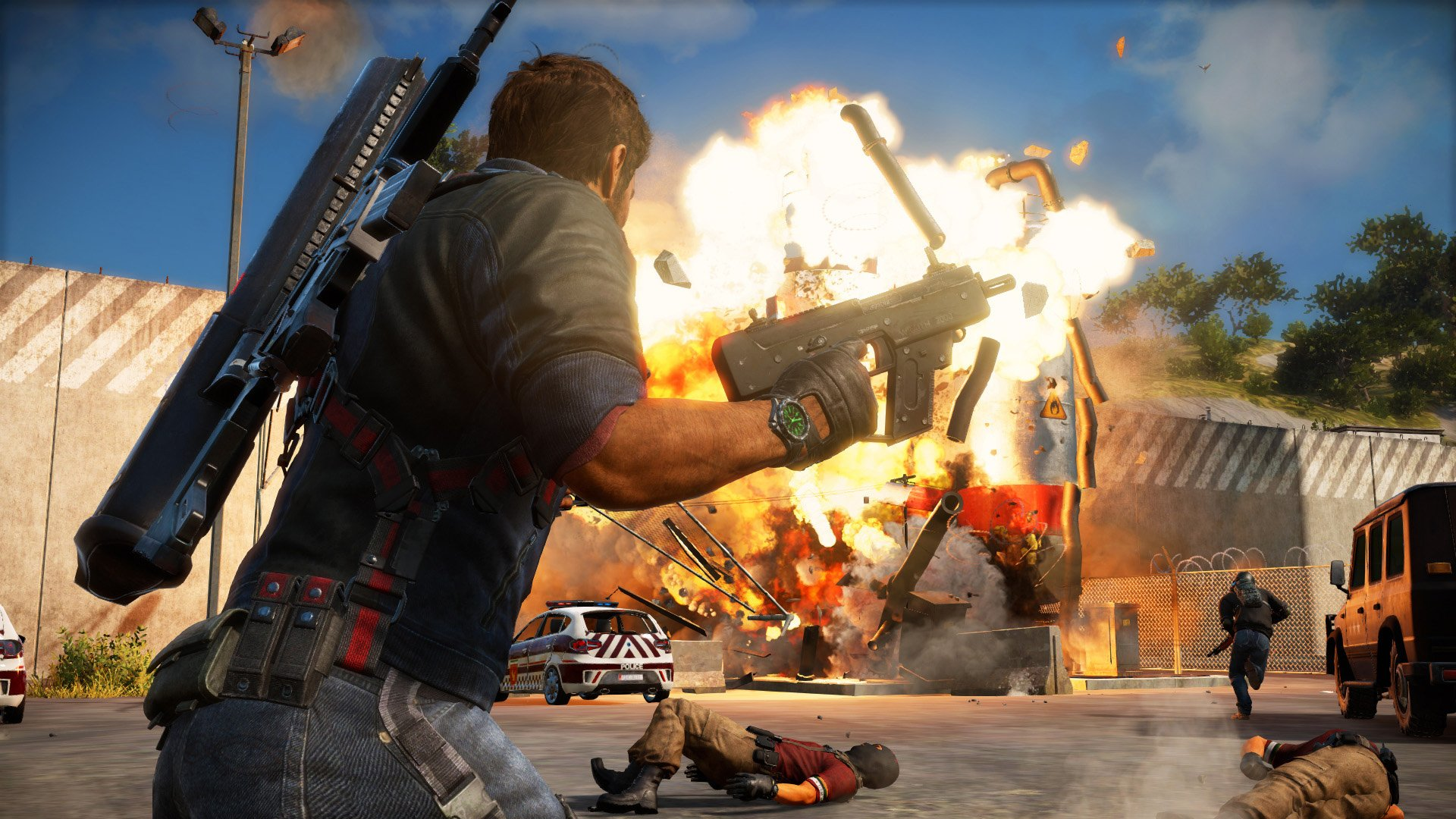 Just Cause 3 photo