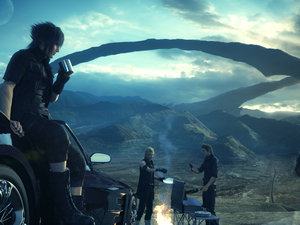 Final Fantasy XV gets gamescom 2015 trailer, no release date photo