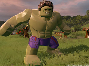 LEGO Marvel photo