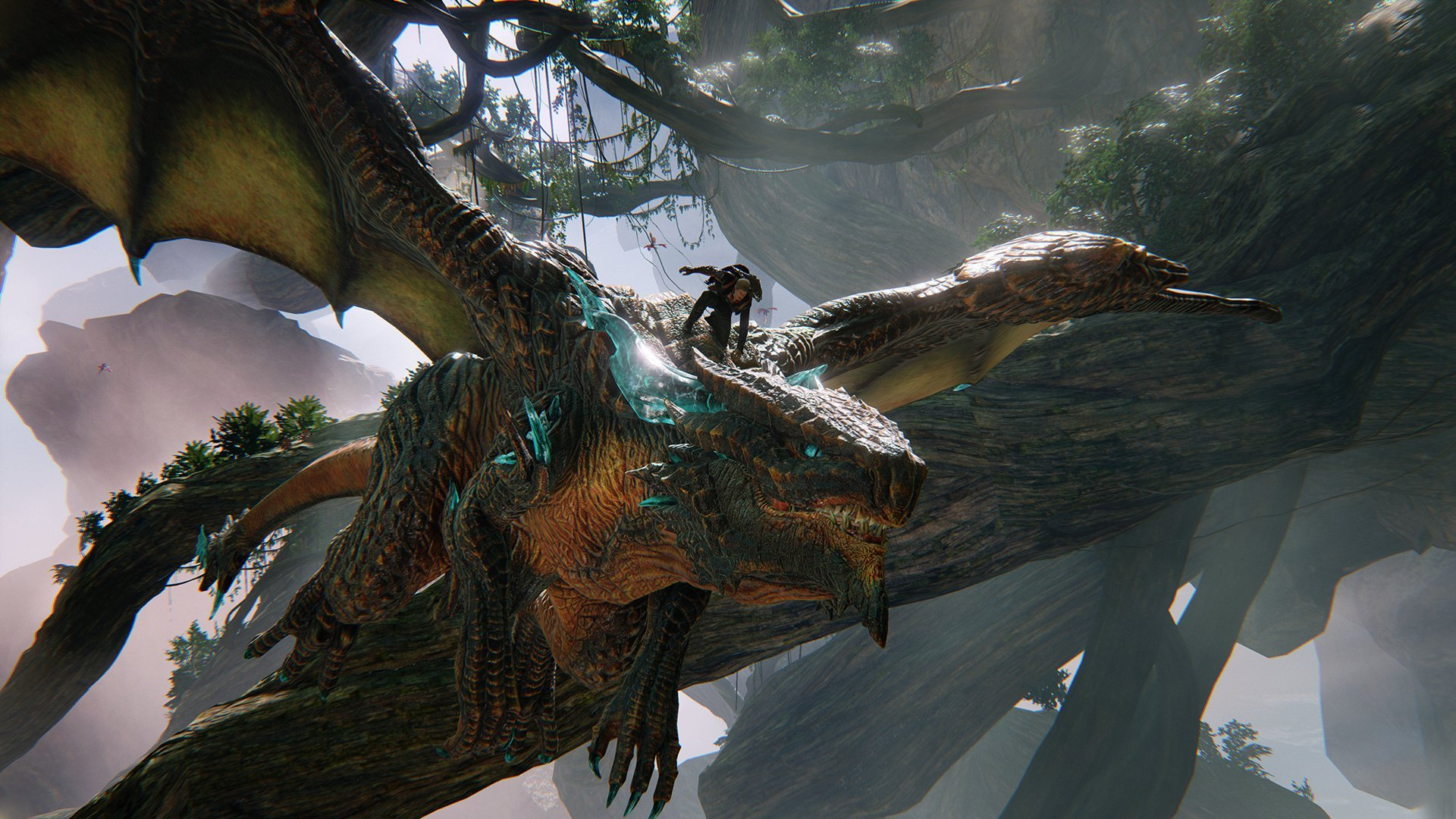 Scalebound at gamescom photo