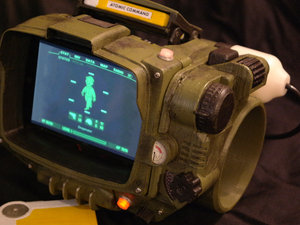 Pip-Boy DIY photo
