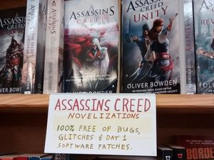 Assassin's Creed ZING! photo
