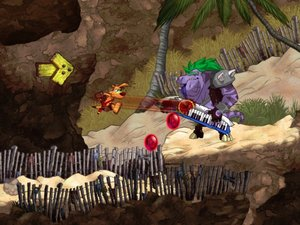 Ty the Tasmanian Tiger photo