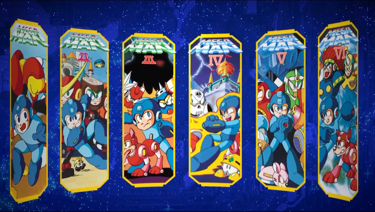 Mega Man tips photo