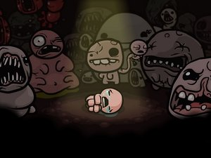 Isaac: Afterbirth photo