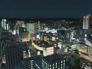 Cities: Skylines gets nightlife with After Dark expansion photo